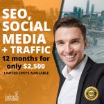SEO, Social Media & Traffic